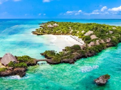 Islands in Diani